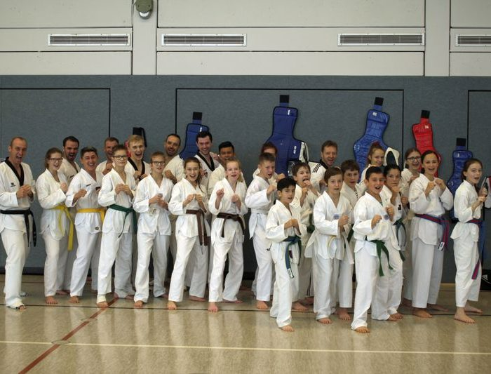 Tae Kwon Do – Regio Treff November 2019